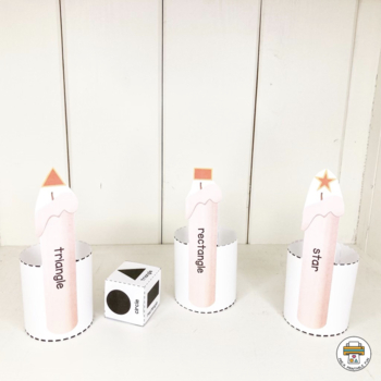 Mother Goose and Nursery Rhyme Preschool Activities and Centers