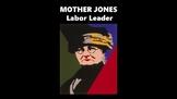 Mother Jones PowerPoint Biography