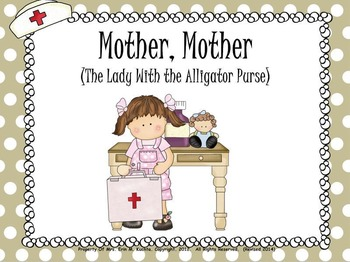 """Mother, Mother (Lady W/ The Alligator Purse) - Intro. to Solfa """"do"""" (SMNTBK Ed.)"""