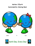 Mother O'Earth: Sustainability Coloring Book