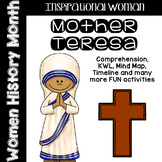 Mother Teresa Comprehension Pack