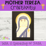 Mother Teresa Craftivity