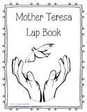 Mother Teresa Lap Book