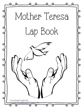 Mother Teresa Lap Book