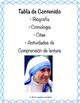 Mother Teresa «Madre Teresa» (Santa Teresa)