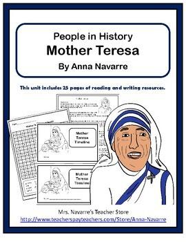 Mother Teresa - People in History