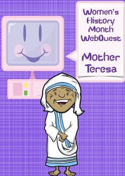 Mother Teresa WebQuest