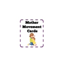 Mother Theme Movement Cards