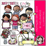 Mother's Day clip art 2014 - COMBO PACK- by Melonheadz