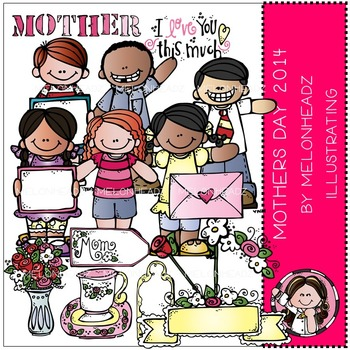 Mother's Day 2014 by Melonheadz COMBO PACK