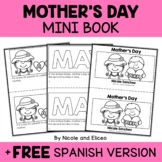 Mothers Day Book Activity