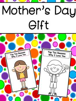 Mother's Day Craft: No Mess
