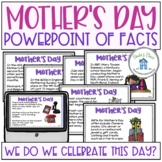 Mother's Day Facts