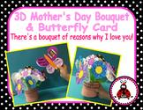 Mother's Day 3D Flower Bouquet