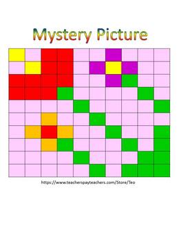 Mother's Day Father's Day Mystery Picture