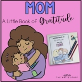 Mother's Day Book of Gratitude Google Classroom™ Distance