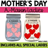 Mother's Day {A-Mason Mom Craft!}