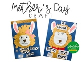 Mother's Day - A Whole Llama Love for Mama - Craft