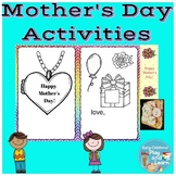 Mother's Day Activity Packet #dollardeals