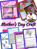 Mothers Day Activities (Tab Booklet)
