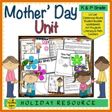 Mother's Day Unit: Activities & Center