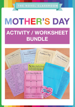 Mother's Day Activity Bundle (both US and UK spelling options included in pack)