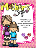 Mother's Day Activity, Crafts and Fun Book Grades PreK-3