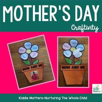 Mother's Day Activity: Mom And Me