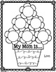 Mother's Day Adjective Flowers in English & Spanish Craft