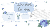 Mother's Day Advice Book