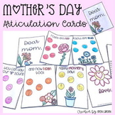 Mother's Day Articulation Cards for Mom
