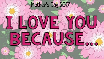 Mother's Day Backdrop
