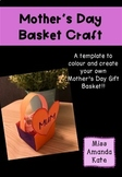 Mother's Day Basket Craft