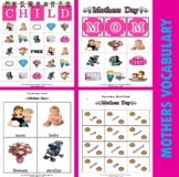 Mother's Day Bingo / Matching Activities