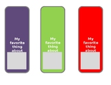 Mother's Day Book Marks (Editable)
