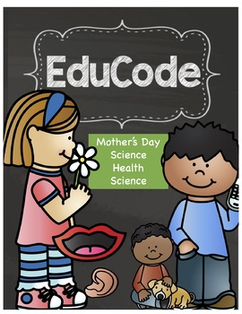 Mother's Day Book with Science Senses Product