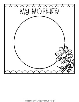 Mother's Day Booklet {Fits Target 8x8 Square Book}