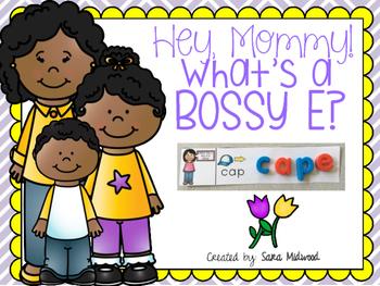 Mother's Day Bossy E/Magic E Center