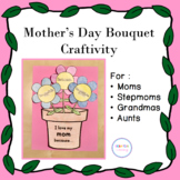 Mother's Day Bouquet Craftivity