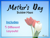 Mother's Day Bubble Map