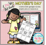 Mother's Day Bundle...Interactive Google Slides and Paper