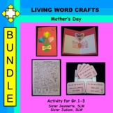 Mother's Day Bundle for Grades 1 to 3