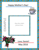 Mother's Day Card -  Craft Activities