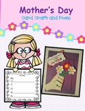 Mother's Day Card Craft and Poem