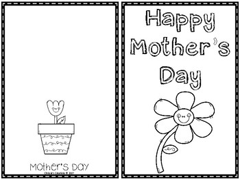 Mother's Day Card: Free