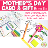 Mother's Day Card & Gift Bundle | Craft Activity