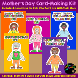 Mother's Day Card -- Customizeable Kit
