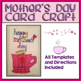 Mother's Day Card Project