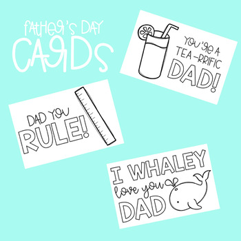 Mother's Day and Father's Day Cards