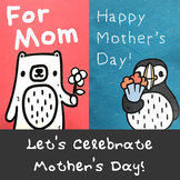 Mother's Day Cards (A Pop-Up Card Craft Activity for Kids)